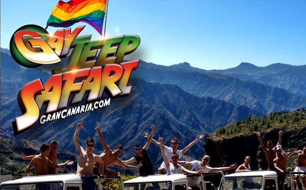 from Yehuda safari gay